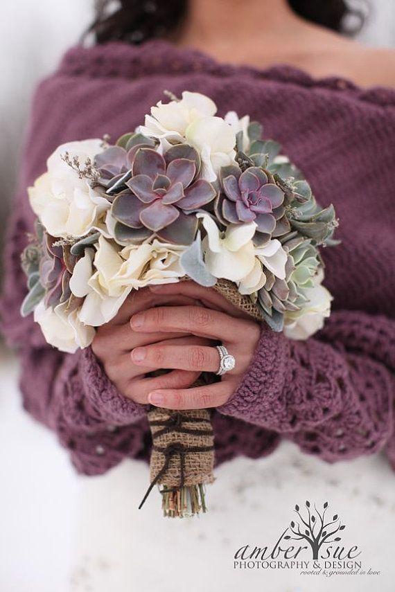 Beautiful Purple Wedding Bouquets The Aisle Agency